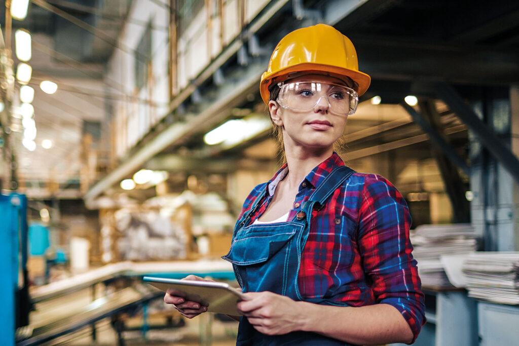 Производство неметаллических строительных изделий и конструкций