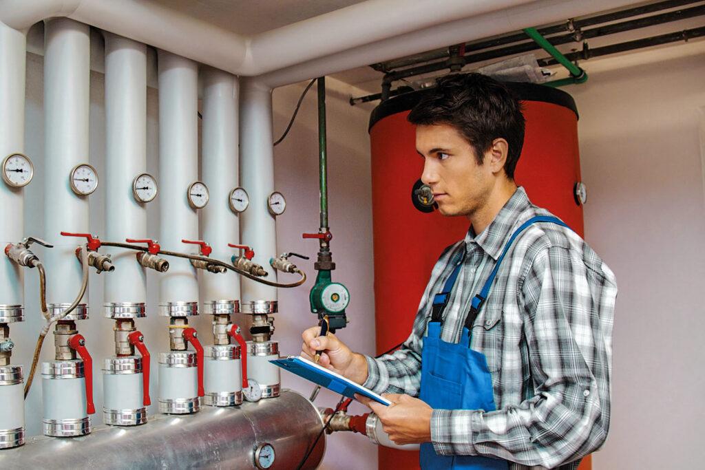 Теплоснабжение и теплотехническое оборудование