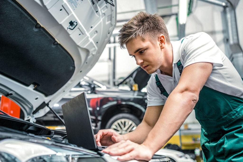 Техническое обслуживание и ремонт двигателей, систем и агрегатов автомобилей