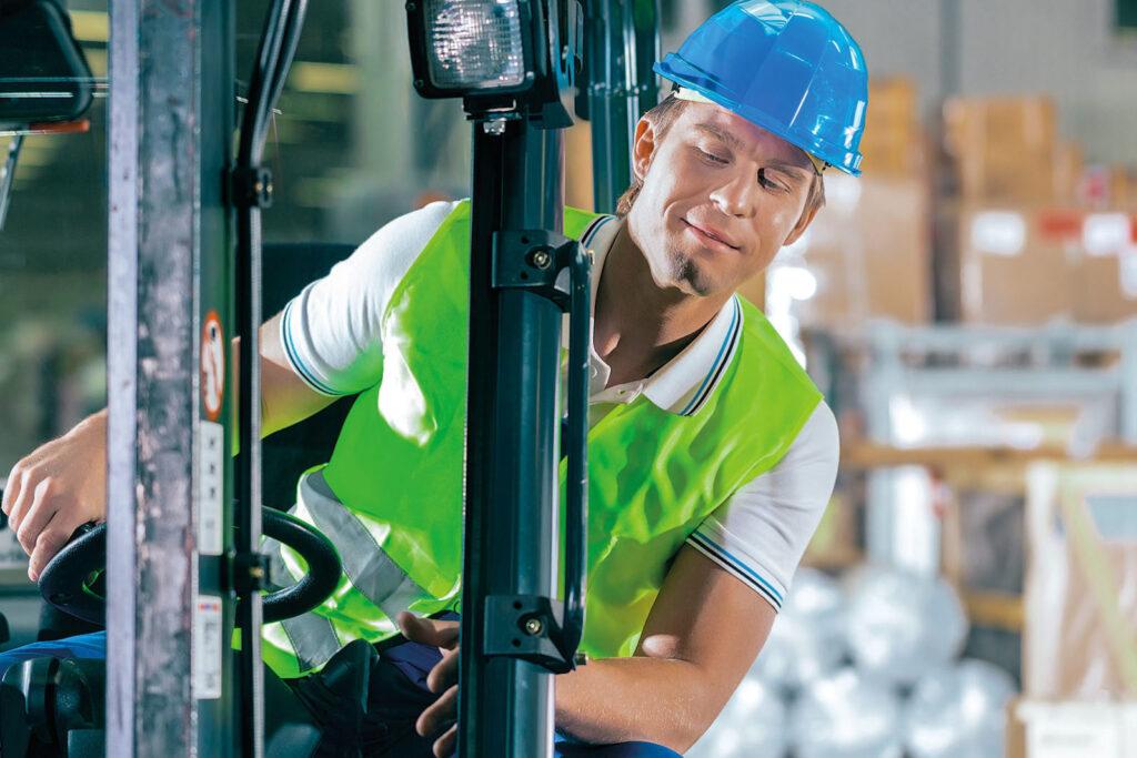 Машинист дорожных и строительных машин
