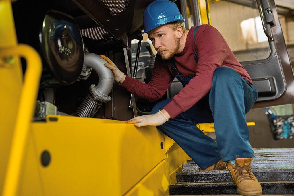Техническая эксплуатация строительных, дорожных машин и оборудования